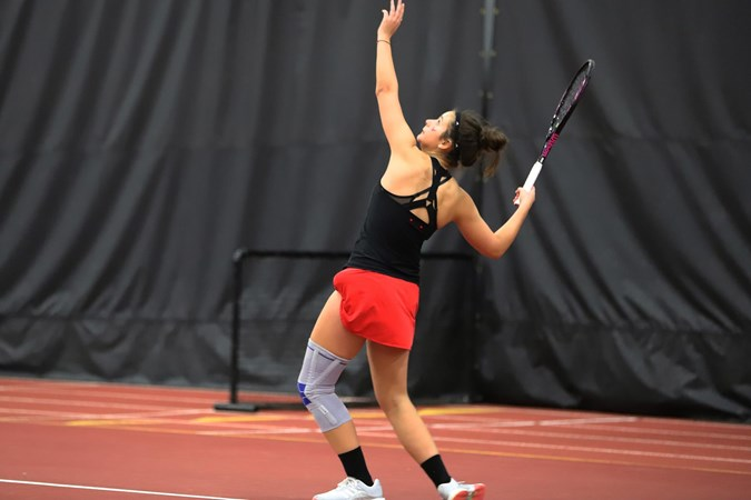 Women's Tennis Concludes Day Two of ITA Regionals