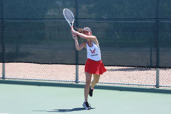 EWU Women's Tennis Completes Day One of ITA Regionals
