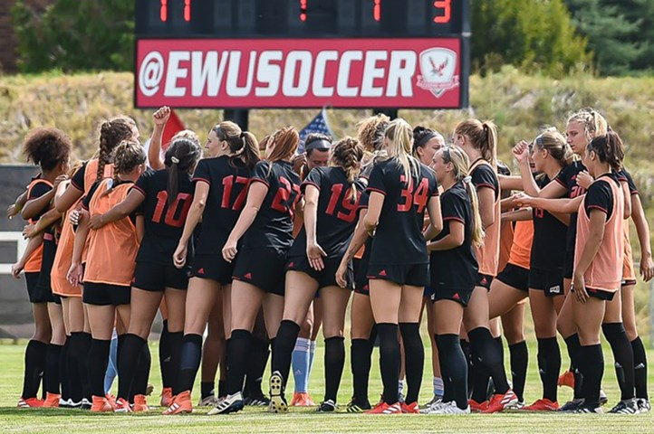 EWU Opens 2019 with Two Away Matches Against Mountain West Opponents