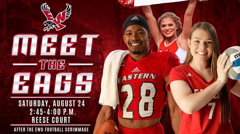 """Final Scrimmage Saturday Comes Prior to """"Meet the Eagles"""" Event"""